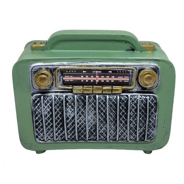 Nostaljik Eskitme Radyo Kumbara