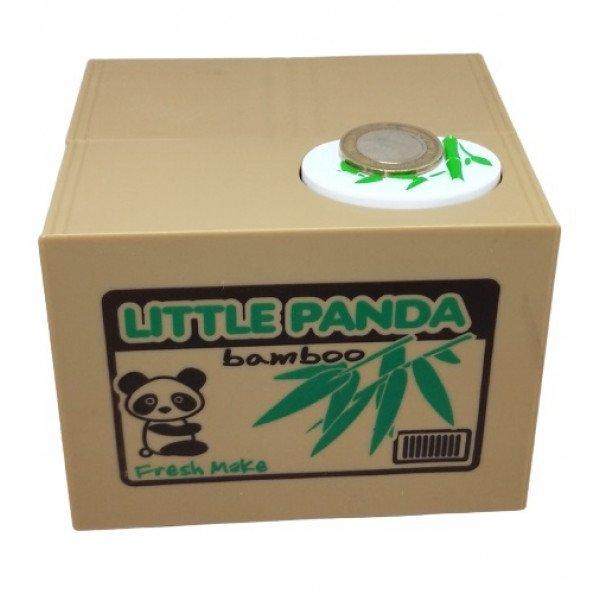 Para Çalan Panda Kumbara