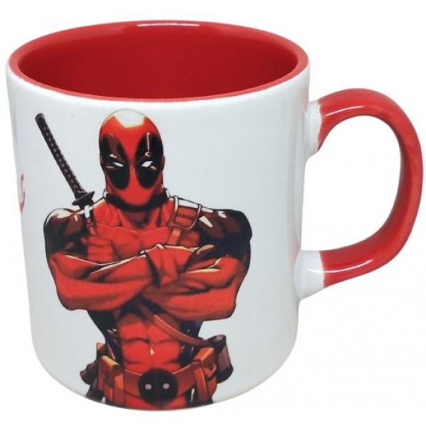 Deadpool Kupa Bardak