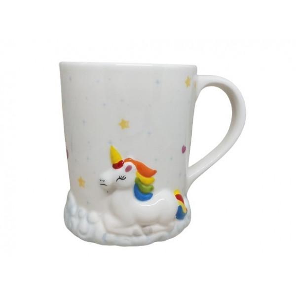 Unicorn 3D Kupa Bardak