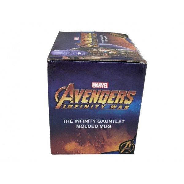 Avengers 3D Kupa Bardak