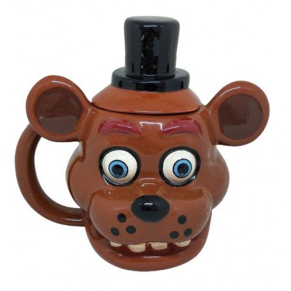 Freddy Fazbear 3D-kupa Bardak