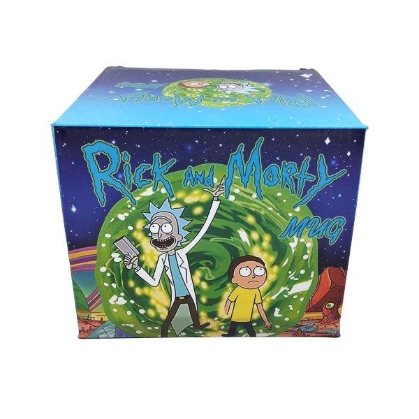 Rick And Morty Kupa Bardak