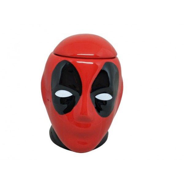 Deadpool 3D Kupa Bardak